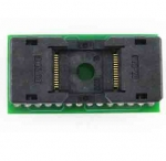 TSOP28 to DIP28 28 pin ic test socket TSOP28 programmer adapter