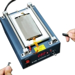 7/12 inches LCD Separator Vaccum Pump Touch Screen Separating Machine