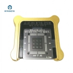 WL 0.1mm BGA Reballing Stencil for iphone Baseband NAND A10 A9 A8 CPU