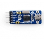 USB to Serial Port LPC ISP mini NXP ARM Module Downloader