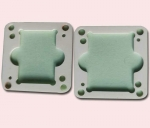 eMMC eMCP Test Socket bounding box positioning frame 14*18mm 12*17mm