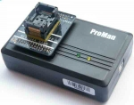 ProMan Programmer for TSOP48 TSOP56 NAND Flash and NAND NOR