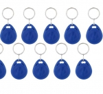 125KHZ RFID Writable Token Key Keyfobs Chain 8265 IC RFID