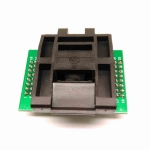 QFP32 programmer adapter 0.5mm PQFP32 TQFP32 To DIP32 Socket