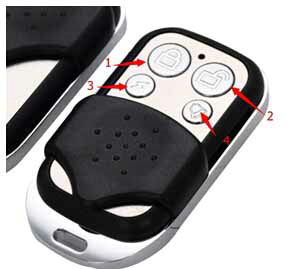 Mutual Duplicating Remote Control buttons