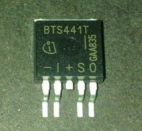 BTS441T Car electronic transistor engine control computer transistor