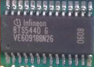 BTS5440G Auto Computer Chip for BMW light modules driver