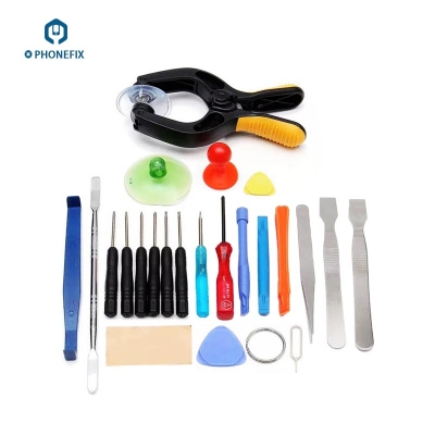 VIPFIX 23Pcs Cell Phone Repair Opening Tools phone Screen repair Tool