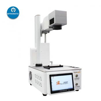 Laser Marking Machine Separating machine for phone back glass Removing Repair