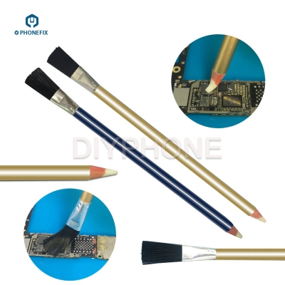 Dual-use rust removal pen derust clean off rust stains cleaning PCB