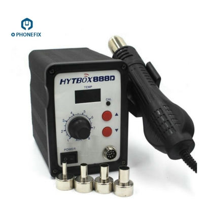 HYT 888D ESD Digital Desoldering Station for iphone motherboard repair