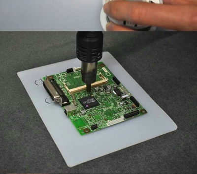 High temperature resistance Anti-static ESD Mat Repair Soldering Pad