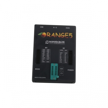 Orange 5 Orange5 universal programmer for memory and microcontrollers