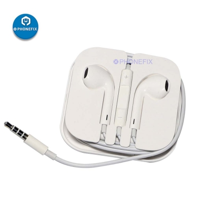 Earphone with 3.5mm Headphone Plug for Android & ios EarPods