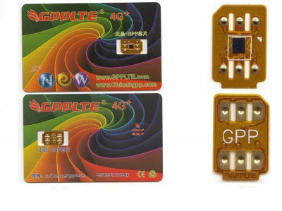 GPPLTE 4G Smart Cloud Card GPPLTE4G+PRO for all series iphone [VC936]