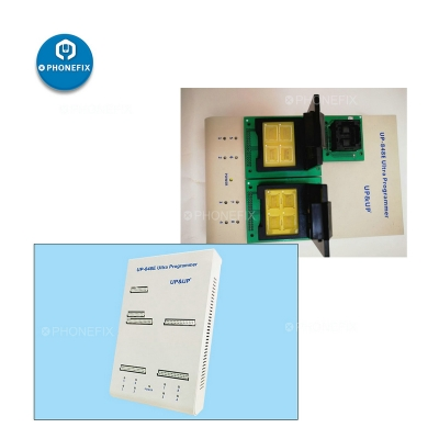 UP-848E Ultra High Speed EMMC programmer UP848P Mass production