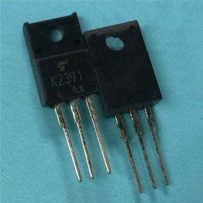 K2391 Car Engine Computer Board Triode Control Electronic Chip