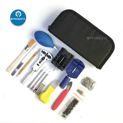 146pcs Watch Repair Tools Kits Opener Link Remover for Beginners