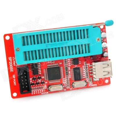 Enhanced SP200S 24 93 series IC Burner programmer for 336 Kinds Microcontroler