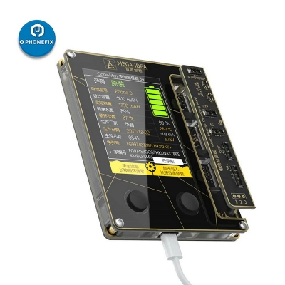Mega-iDEA iPhone Battery Tester Programmer for iPhone 5-XR