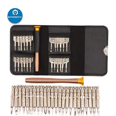 25 IN 1 Portable Pocket Screwdriver Opening Tool for iphone Tablet PC