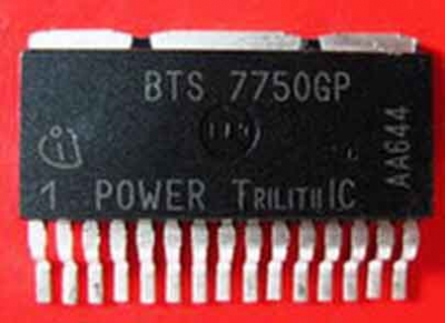 TO263-15 BTS7750GP Auto ECU computer board chip