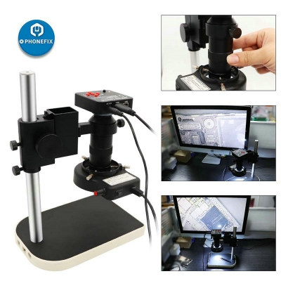 38MP 60F/S HDMI Industrial Microscope Camera Soldering Repair