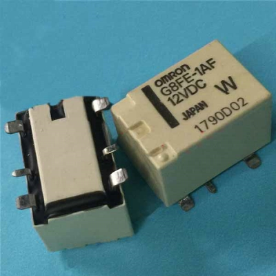 G8FE-1AF-12VDC BMW Computer Board Relay Electronic Chip