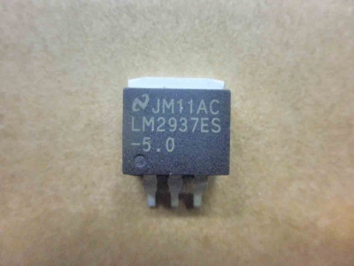 LM2937ES-5.0 auto ecu ic automobile engine power driver chip
