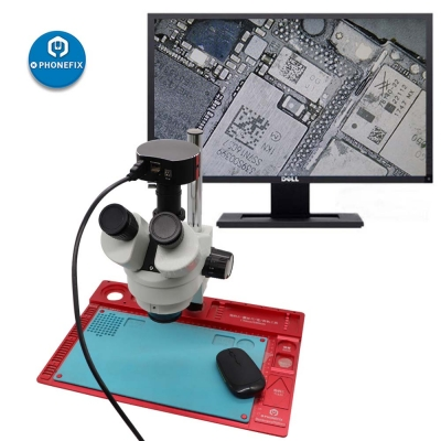 HDMI Industrial Measuring Microscope Camera Video Digital Full HD 4K