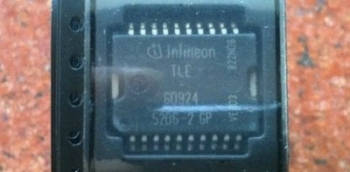 Infineon TLE5206-2G Auto ECU IC Car Integrated Circuits Chip
