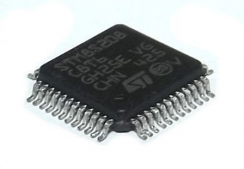 STM8S208 Auto Computer Electronic Integrated Circuits Chip