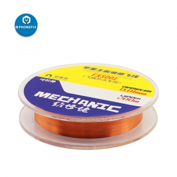 PHONEFIX 0.01mm Insulated Soldering Jumper Wire Conductor Wire