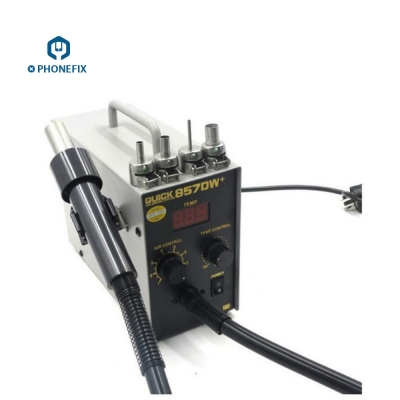 QUICK 857DW Soldering Station 857DW+ SMD ESD soldering station
