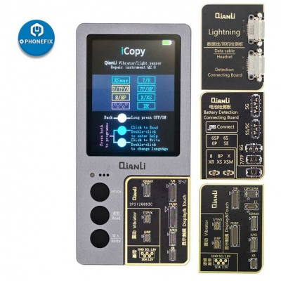 QianLi ICopy Plus Iphone Lcd Screen Battery Data Recovery Tool