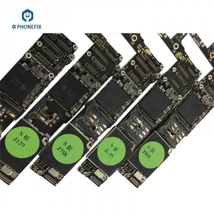 Remove Iphone 6plus 6s Icloud Unlock Replacement Chips Pcb