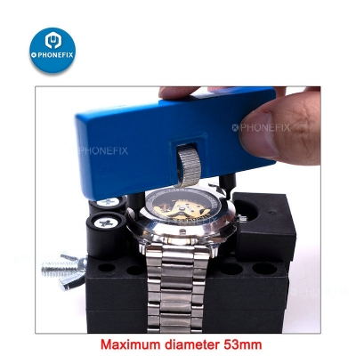 Watch back Cover Case Opening Tool Watch Screw-in Back Cover Opener
