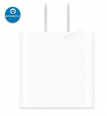 20W USB-C Type-C Power Adapter for iPhone 12 ipad 2020