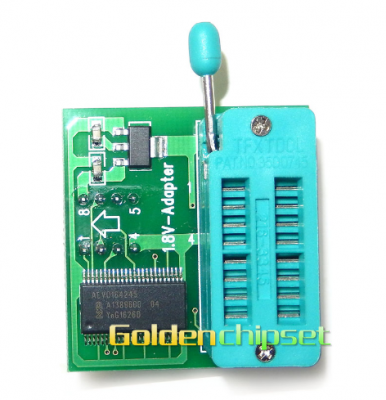Low Voltage 25 series Chip Test Socket Adapter for TL866CS TL866A RT809F