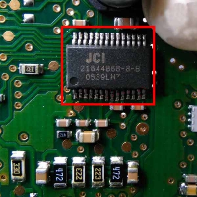 21644868-8-B Car Computer Board ECU EEPROM Repair Chip