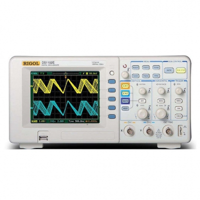 RIGOL DS1102E Digital Oscilloscope entry-level 2 Channels 100MHz