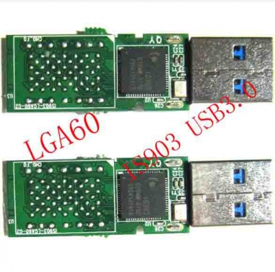 USB 3.0 IS903 Controller USB FLASH DRIVE PCBA DIY LGA60 LGA52 Flash