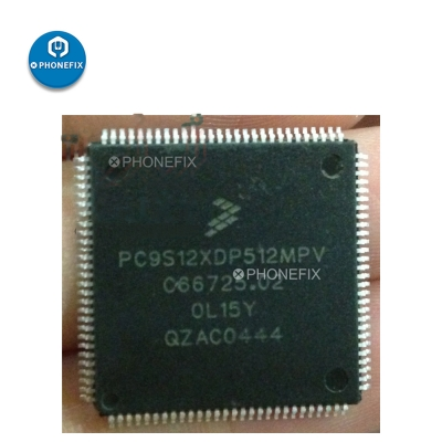 PC9S12XDP512MPV C66725.02 0L15 ECU IC Car Computer Board Chip