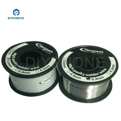 Phone Repairing Soldering Wires Reel Containing Rosin No-Cleaning