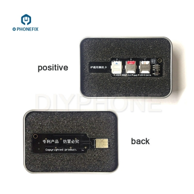 GSM IP universal test card for iphone ipad SIM card signal testing diagnosis