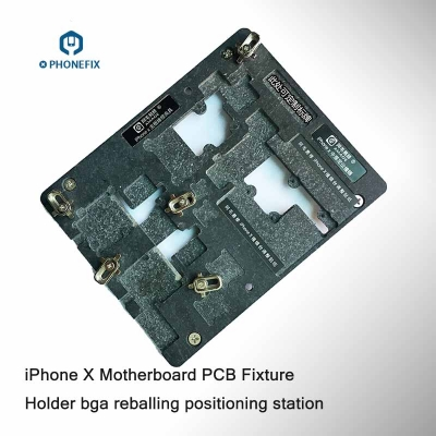 iPhone X Motherboard PCB Fixture Bga Reballing Positioning Station