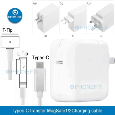 87W USB-C Power Adapter Charger for Apple MacBook Pro Charger