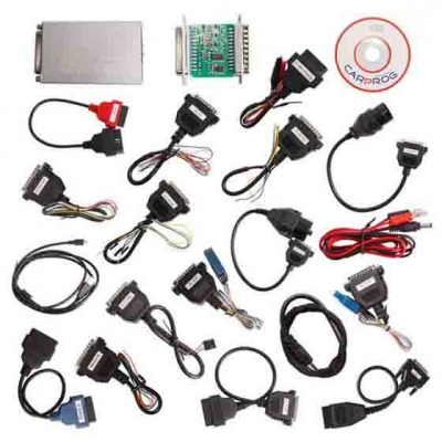 Full Carprog Repair Tool for ECU / Airbag / immobilizer OEM Carprog