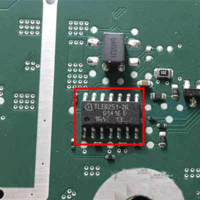 TLE6251-2G Car ECU Driver Engine Auto Computer Board Chip