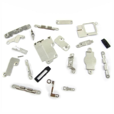 Complete set Small Metal Inner Bracket Part for iPhone 6 6S 7 8 X
